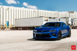 Chevrolet Camaro SS on Vossen Wheels (HF-1) 2019 года