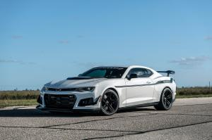 2019 Chevrolet Camaro ZL1 1LE The Resurrection by Hennessey