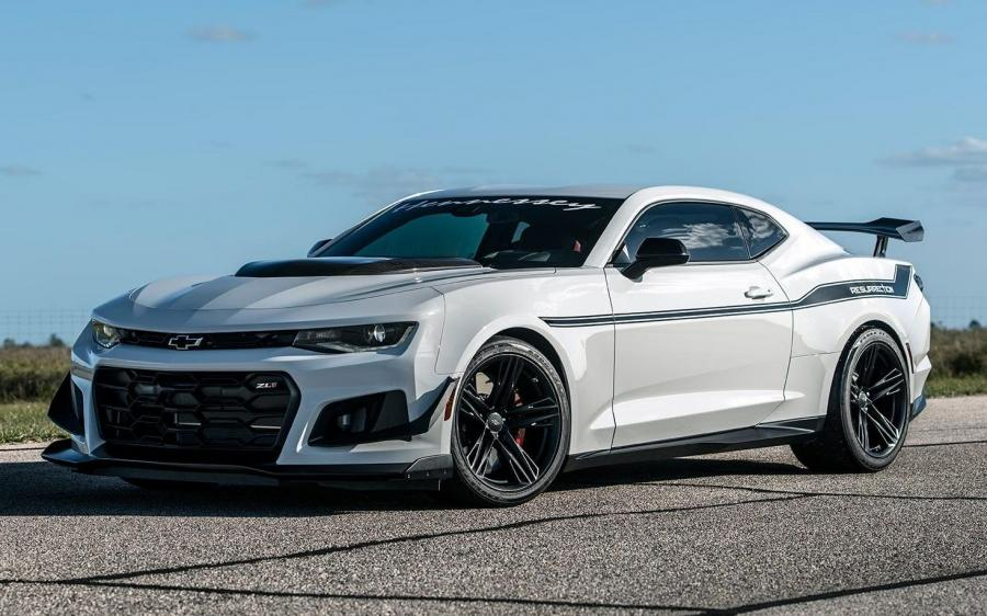 Chevrolet Camaro ZL1 1LE The Resurrection by Hennessey '2019