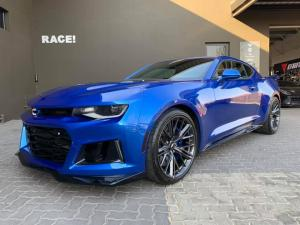 2019 Chevrolet Camaro ZL1 by RACE!