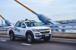 Chevrolet Colorado High Country 4th of July Double Cab 2019 года