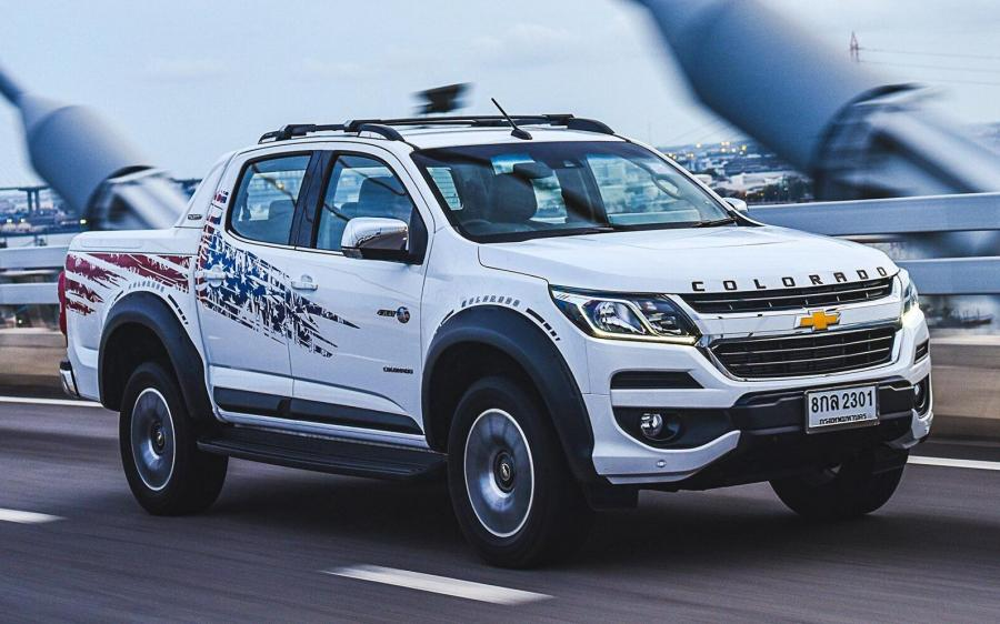 Chevrolet Colorado High Country 4th of July Double Cab (TH) '2019