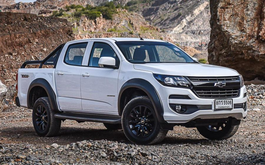 Chevrolet Colorado Trail Boss Double Cab (TH) '2019