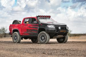 2019 Chevrolet Colorado ZR2 Race Truck