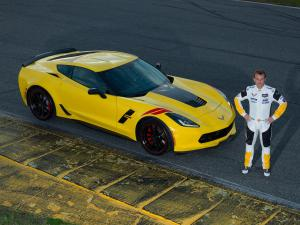 2019 Chevrolet Corvette Grand Sport Antonio Garcia Edition