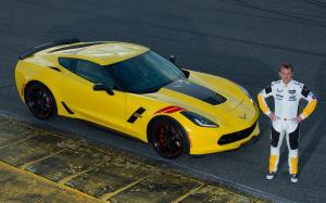 Chevrolet Corvette Grand Sport Antonio Garcia Edition