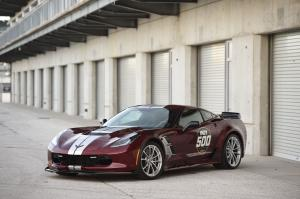 Chevrolet Corvette Grand Sport Indy 500 Pace Car 2019 года