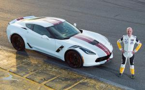 Chevrolet Corvette Grand Sport Jan Magnussen Edition