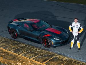 Chevrolet Corvette Grand Sport Oliver Gavin Edition 2019 года