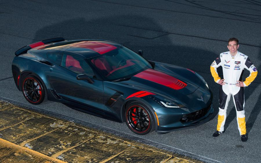 Chevrolet Corvette Grand Sport Oliver Gavin Edition