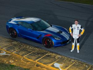 Chevrolet Corvette Grand Sport Tommy Milner Edition 2019 года