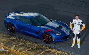 Chevrolet Corvette Grand Sport Tommy Milner Edition