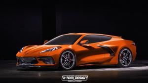 2019 Chevrolet Corvette ShootingBrake by X-Tomi Design
