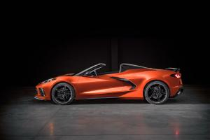 2019 Chevrolet Corvette Stingray Convertible Z51