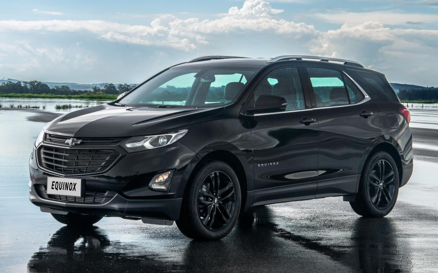 Chevrolet Equinox Midnight (LA) '2019