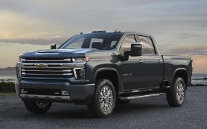Chevrolet Silverado 2500HD High Country Crew Cab 2019 года