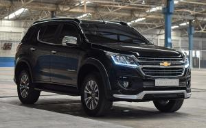 Chevrolet TrailBlazer LTZ Perfect Edition II