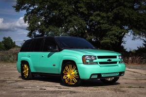 2019 Chevrolet TrailBlazer SS on Forgiato Wheels (Taglio)
