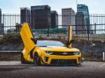 Chevrolet Camaro Bumblebee Witwicky by JDM Special on HRE Wheels 2020 года