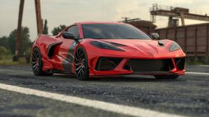 2020 Chevrolet Corvette Stingray Centurion by Alandi Motors