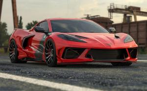 Chevrolet Corvette Stingray Centurion by Alandi Motors 2020 года