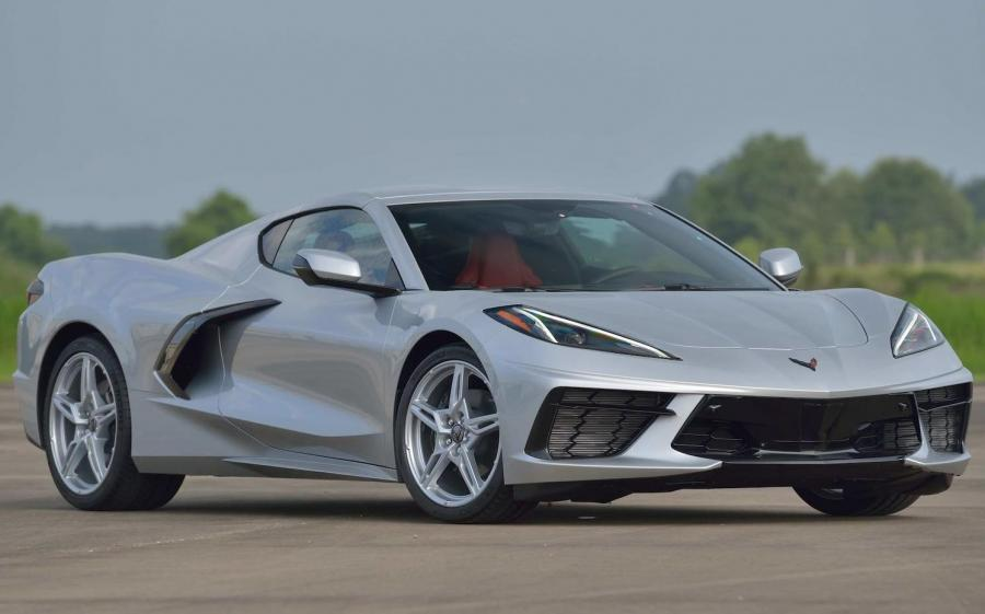 Chevrolet Corvette Stingray Convertible (C8) (NA) '2020