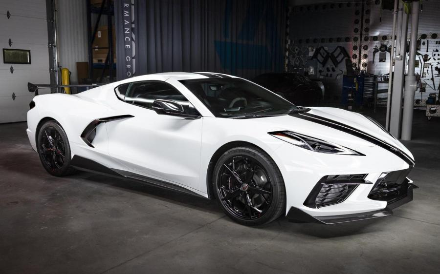 Chevrolet Corvette Stingray by SpeedKore (C8) '2020
