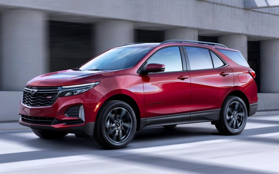 Chevrolet Equinox RS (NA) '2020