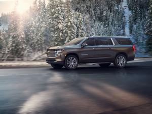 2020 Chevrolet Suburban High Country