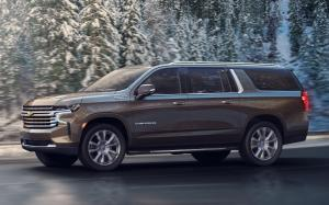 Chevrolet Suburban High Country 2020 года