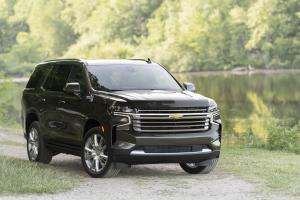 Chevrolet Tahoe High Country 2020 года