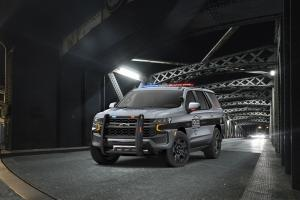 2020 Chevrolet Tahoe Police Pursuit