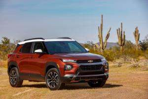 2020 Chevrolet TrailBlazer Activ
