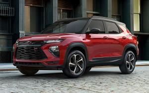 Chevrolet TrailBlazer RS 2020 года (NA)