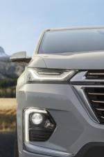 Chevrolet Traverse High Country 2020 года