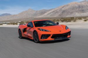 2020 Chevrolet Corvette Stingray Z51
