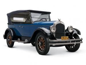 1924 Chrysler Model B-70 Touring