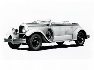 1927 Chrysler Imperial Locke Touralette Version