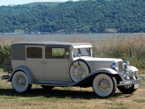 1930 Chrysler Imperial Eight Limousine