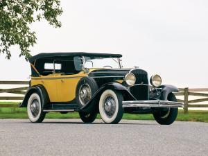 1930 Chrysler Series 77 Dual Cowl Phaeton by Locke