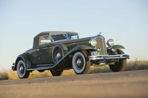 1932 Chrysler CL Imperial Convertible Roadster by LeBaron