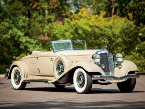 1933 Chrysler Custom Imperial Roadster Convertible by LeBaron