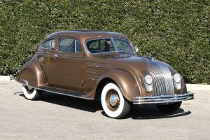 1934 Chrysler Airflow Eight CU Coupe