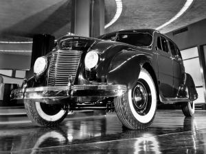 1937 Chrysler Airflow Touring Sedan