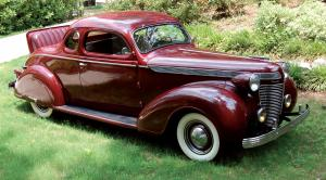 Chrysler Imperial Rumble Seat Coupe 1937 года