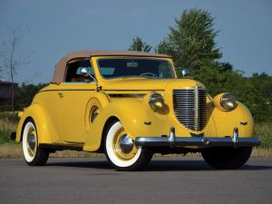 1938 Chrysler Imperial Convertible Coupe