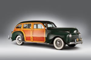 Chrysler Windsor Town & Country Station Wagon 1941 года