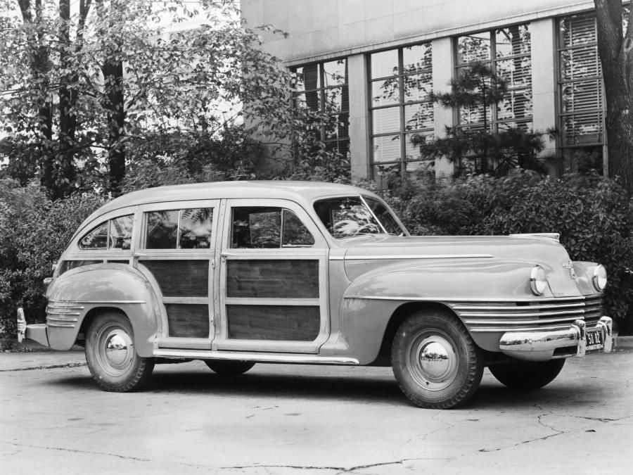 Chrysler Windsor Town & Country Station Wagon