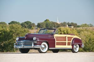 Chrysler Town & Country New Yorker Convertible 1946 года