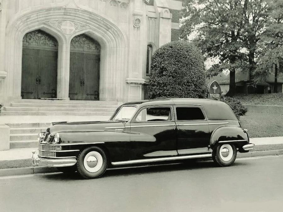 Chrysler Windsor Landau Combination by Weller